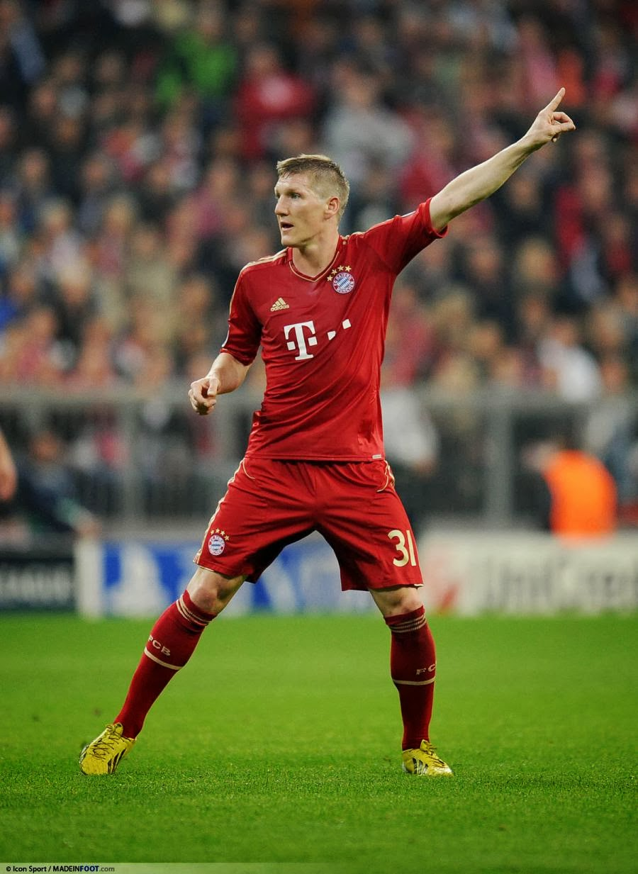Schweinsteiger Bayern