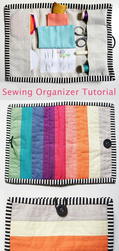 Sewing Kit Organizer Tutorial