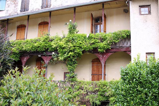 Vacances en camion, vintage, paysage, objet vintage, Ariège, La puce au grenier