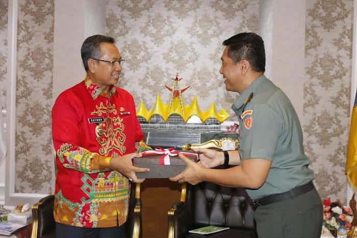 Siswa Sesko TNI Nilai Lampung Cocok Jadi Kawasan Industri Pertahanan