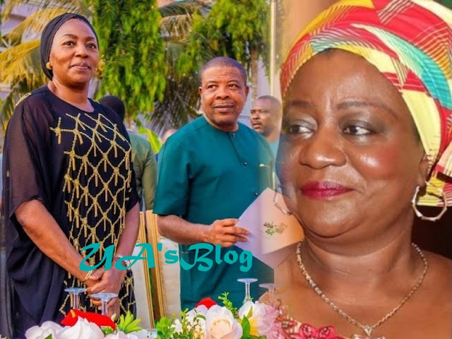 Presidency Replies Ebere Ihedioha For Saying She Is Solidly Behind Her Husband