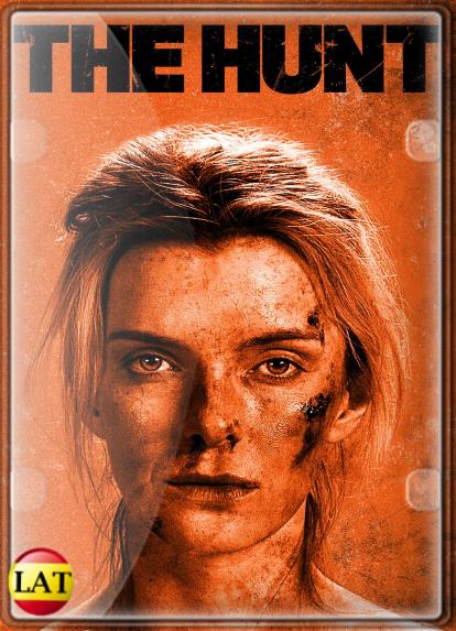 La Cacería (2020) DVDRIP LATINO