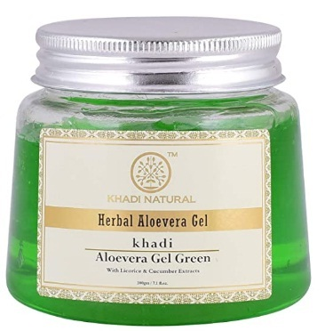 Khadi-Natural-herbal-aloevera-gel