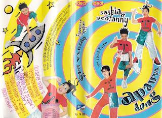 saskia geofanny album apanya dong www.sampulkasetanak.blogspot.co.id