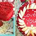 💕أحلى وأطعم كيكة اسفنجية بالكريم شانتية 💓وقطع الفواكة الجميلة |  تورتة عيد الحب