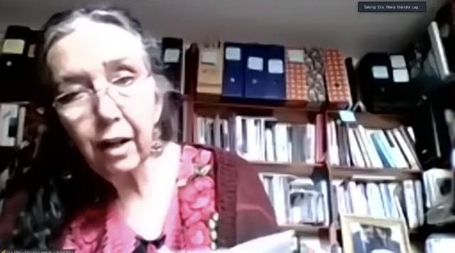 Entrega la Cámara de Diputados la Medalla Sor Juana Inés de la Cruz a Marcela Lagarde