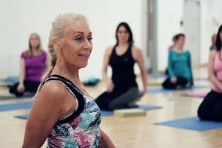 Bebas osteoporosis di usia senja