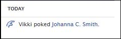 What Does It Mean When Somebody Pokes You on Facebook