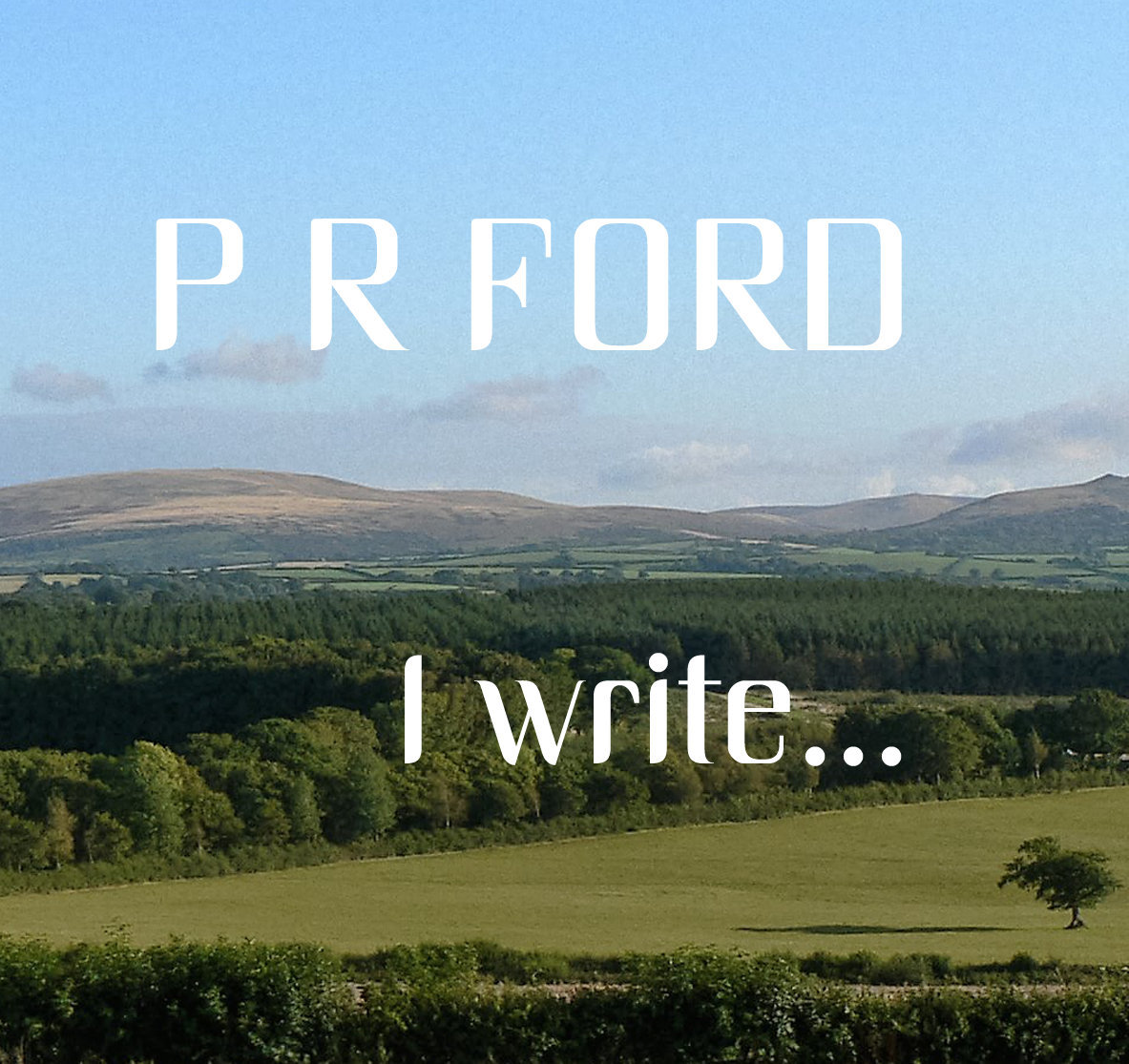 P R Ford Author