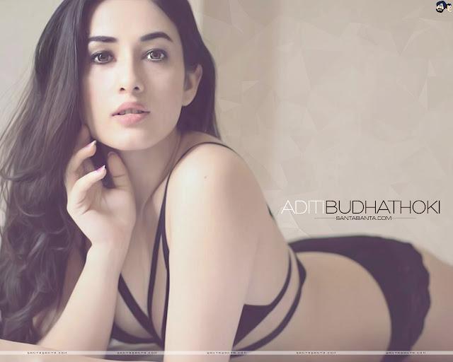 Aditi Budhathoki Sexy Wallpapers