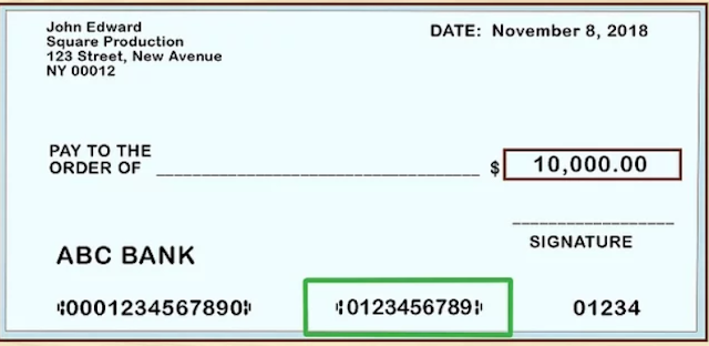 How to Find Your Bank Account Number ?