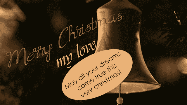 Christmas message for girlfriend long distance