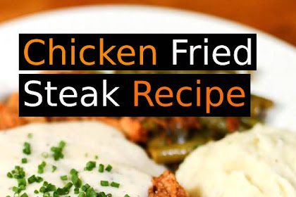 Chicken Fried Steak | family favorite, easy and tasty dinner recipe #steak #chicken #comfortfood #cooking #maindish #dinner