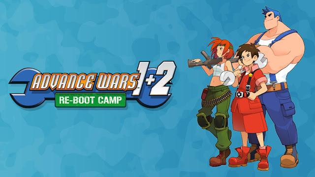 Advance Wars 1+2: Re-Boot Camp (Switch): Nintendo confirma suporte online ao jogo
