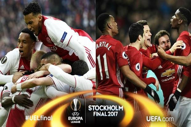 Susunan Pemain Ajax vs Manchester United