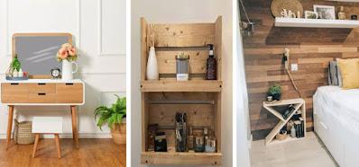 Furniture bahan kayu