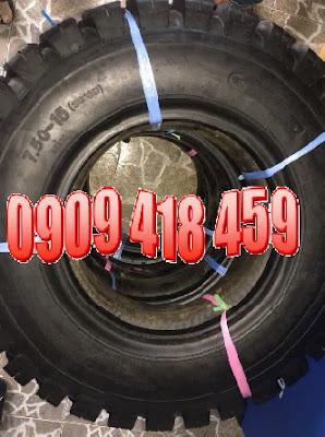 Lốp hơi xe nâng 18x7-8