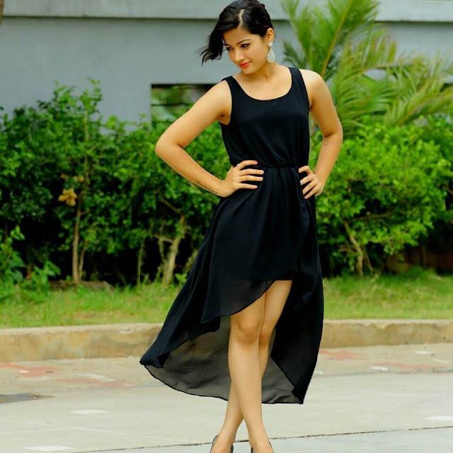 Rashmika Mandanna Physical Appearance