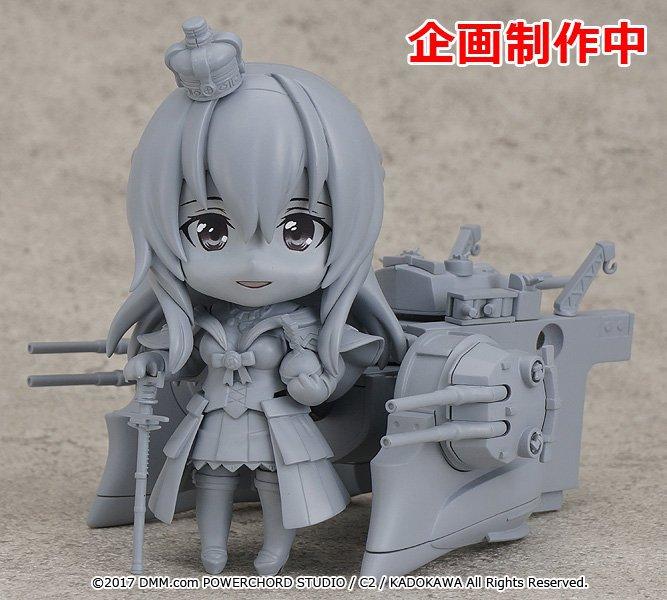 "Warspite de ""KanColle"""