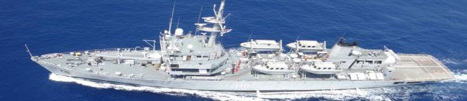 India's First Indigenous Hydrographic Survey Ship To Be Decommissioned On Friday
