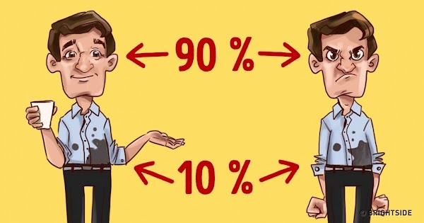 The Simple Principle of 90/10 that Affects Your Whole Life