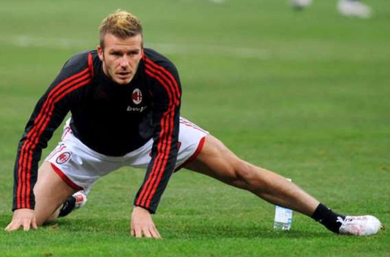 David Beckham leg insurance