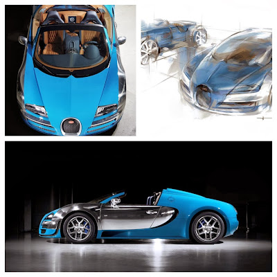 Bugatti Veyron Grand Sport Vitesse Meo Costantini Limited to Five