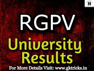 rgpv results