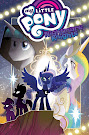 My Little Pony Nightmare Knights Paperback #1 Comic Cover A Variant