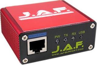 Jaf Box usb driver free