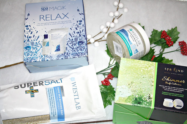 Create a Spa at home Gift Ideas