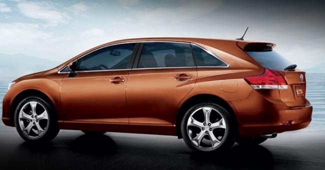 Design 2016 Toyota Venza Canada