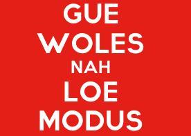 Pengertian Woles dan Contohnya