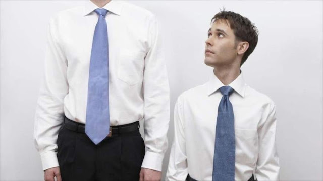 Las personas de gran estatura corren más riesgo de padecer cáncer