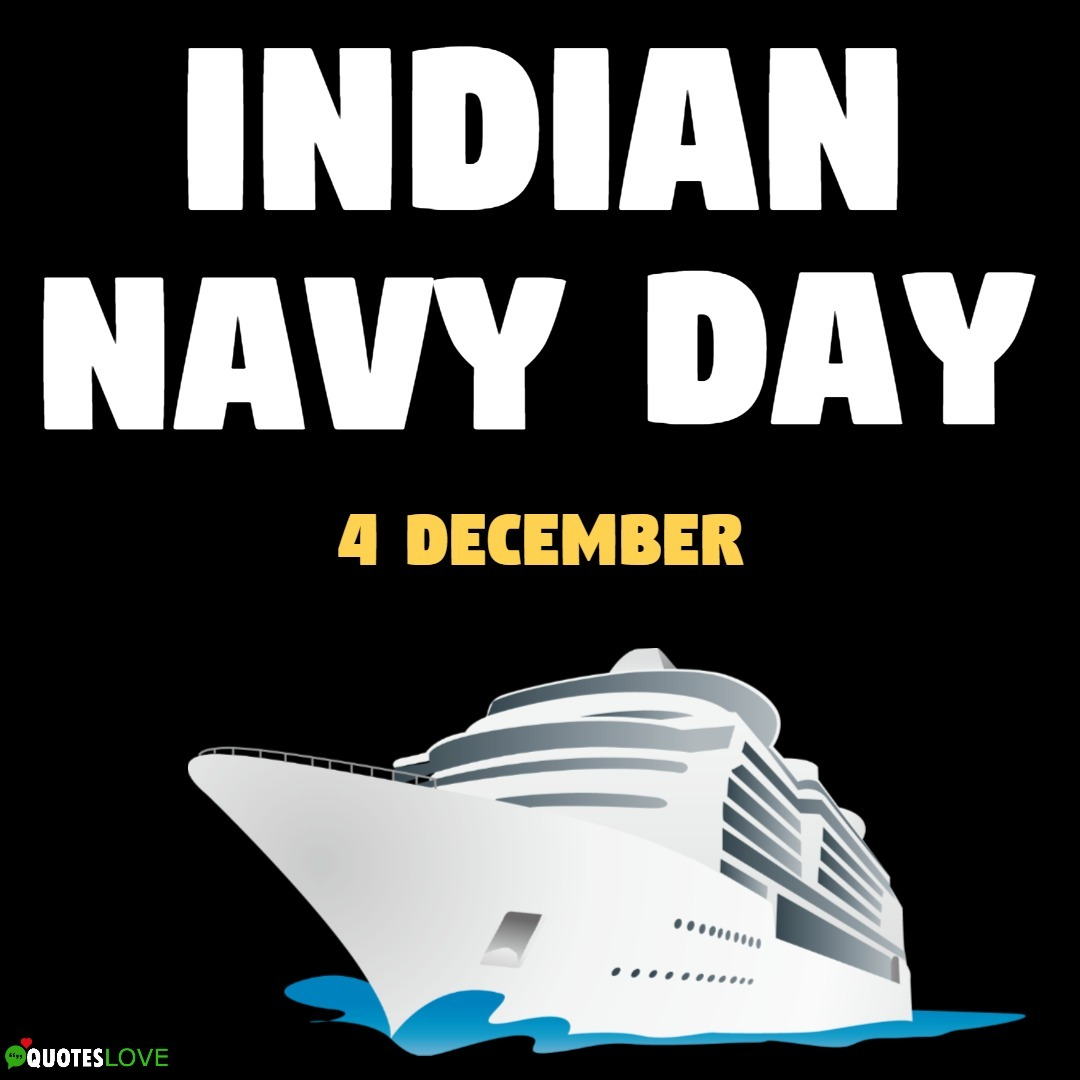 (Latest) Indian Navy Day 2019 Images, Poster