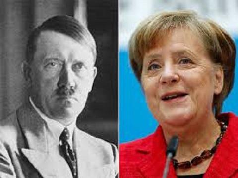 """""""Καρατομήθηκε"""" Μαλτέζος πρέσβης γιατί σχολίασε ότι η Μέρκελ πράγματωσε το όνειρο του Χίτλερ!"""