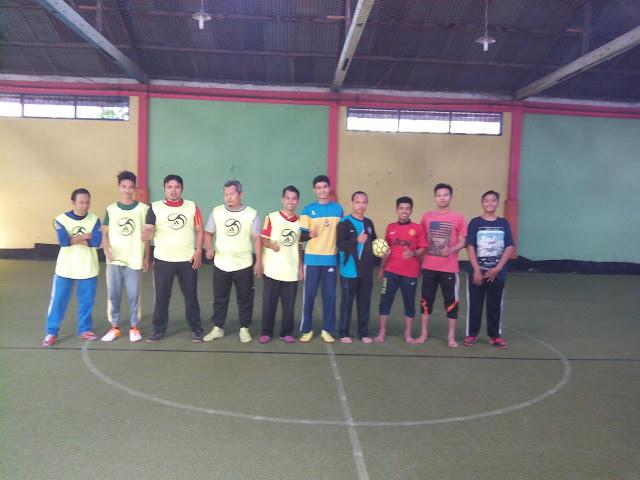 Jalin Ukhuwah, PKS Dapil 1 Rutinkan Futsal Persahabatan