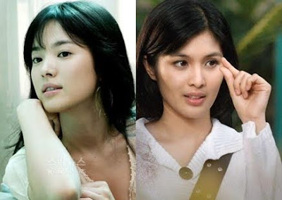 Sandra Dewi - Song Hye Kyo