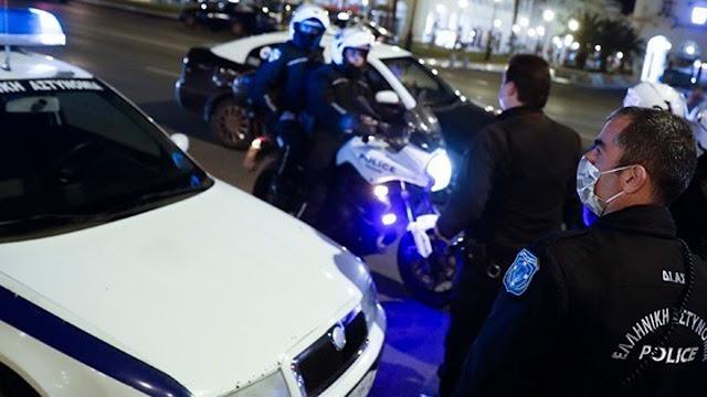 Επέμβαση της αστυνομίας στο Ναύπλιο για συνωστισμό νεαρών