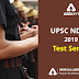 UPSC NDA 2 2019 Test Series