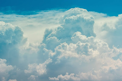 Photo of blue and white clouds by Jason Blackeye on Unsplash