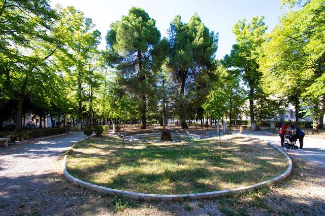 Villa comunale-Sulmona
