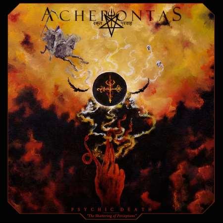 "ACHERONTAS: Ακούστε το ομότιτλο κομμάτι του επερχόμενου άλμπουμ ""Psychic Death - The Shattering Of Perceptions"""