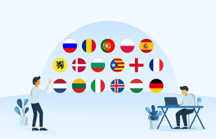 pilihan suara bahasa yang didukung indovoiceover