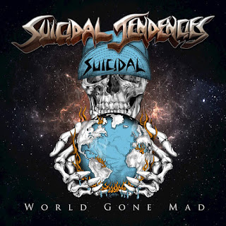 Suicidal Tendencies - World Gone Mad (2016) - Album Download, Itunes Cover, Official Cover, Album CD Cover Art, Tracklist