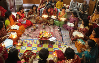 When karwa chauth 2019-karwa chauth brat vidhi in hindi