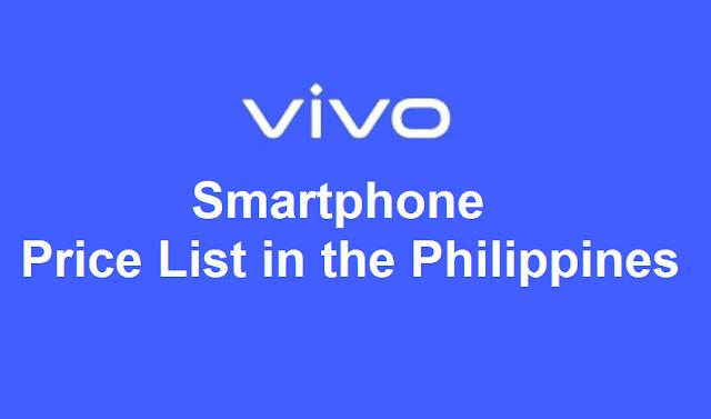 Vivo Smartphone Price List