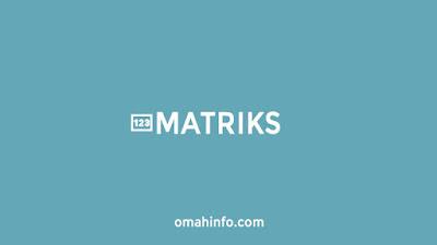 rangkuman Materi Matriks, Contoh Soal dan Pembahasan lengkap disertai contoh soal beserta pembahasan lengkap dan mudah dipahami