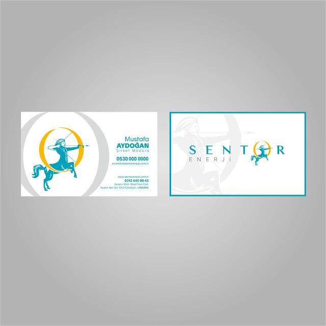Kartvizit tasarımı, Enerji, şirket, Logo firma Tasarımları