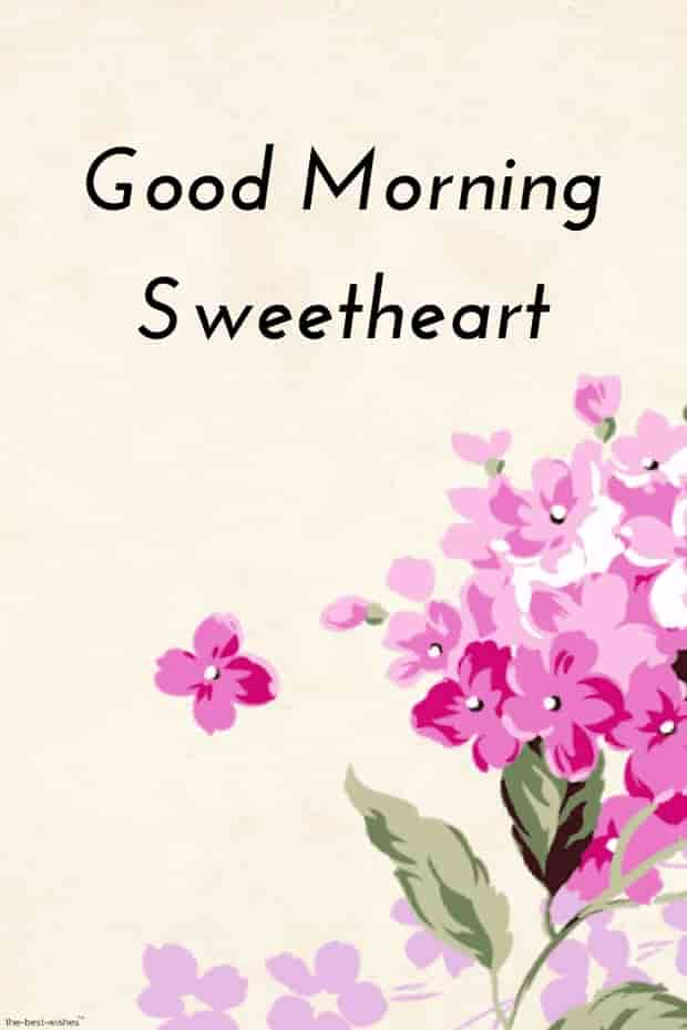 good morning sweetheart hd card